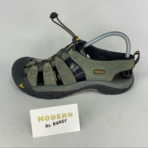 Keen Newport H2 Waterproof Hiking Shoes Women 10.5